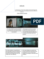 video installation pairs done pdf
