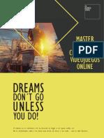 Master_Diseño y Creacion de Videojuegos