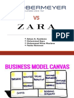 Obermeyer vs Zara Case Study