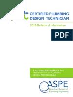 2016 CPDT Bulletin