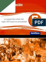 2da Mitad Del Sigloxx