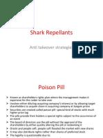 Shark Reppellents