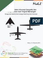 Print - Modul Pelatihan GIS Tingkat Menengah (Drone)