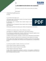1.4. Test_ Documentación Básica Del Almacén
