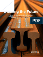 Steeling the Future Report - The truth behind Australian metallurgical coal exports