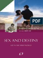 Sex and Destiny - Francisco Candido Xavier
