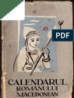 Calendarul Românului Macedonean 1943
