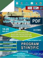 Program Stiintific2