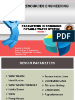 4. Parameters in Designing WSS