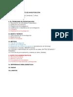 Formato 01. Proyecto de Investigación