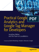Google Analytics e Tag Manager