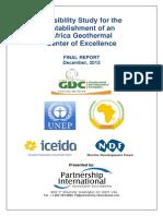 Africa Geothermal