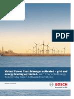 Virtual Power Plant Energy