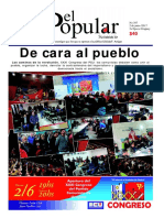 El Popular 387 Órgano de Prensa Oficial del Partido Comunista de Uruguay