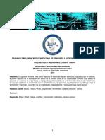 los amplificadores operacionales, el análisis de un amplificado operacional inversor y el efecto de tensión offset