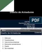 Estatica - 10 Diseno Armaduras