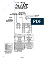 Acoples/Fittings Kq2