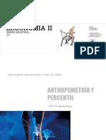 Antropometría y Percentil