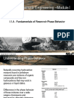 237126683 B I 1A Fundamentals of Reservoir Phase Behavior (1)