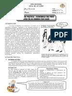GUIA DE ESTUDIO IVº - N° 01 - SITUACION POLITICA Y ECONOMICA ANTES DE LA GUERRA CON CHILE.pdf