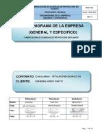 c.1-Organigrama de La Empresa General Especifico