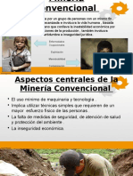 Minería Convencional