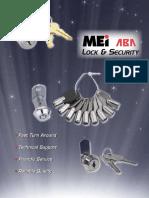Cam Lock Brochure