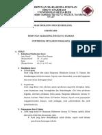 Standar Operating Procedures Sekretaris