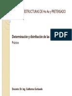 Determinacion y Distribución Acciones Sísmicas