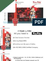 Bharati - FireFite Extinguisher - 2016