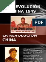 La Revolución China 1949