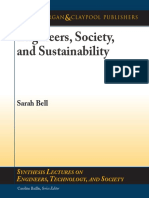 Engineers Society and Sustainability