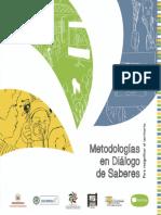 Metodologias en Dialogo de Saberes