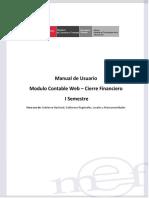 Siaf Mod. Contable Cierre Financ. i Semestre