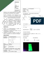 Sintesis de Hidantoina FQ 12