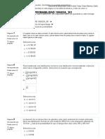 Evaluación 4 - Distribuciones Continuas de Probabilidad