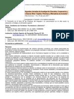 Ponencia Macedo Isella - Propuesta Educación a Distancia - Junio 2011