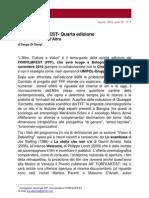 AIF FORFILMFEST- Quarta edizione Alla scoperta dell'Altro di Sergio Di Giorgi