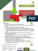 Consejo Técnico Escolar, aprendizaje y desarrollo profesional