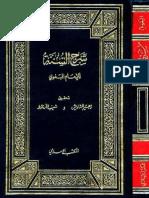 Sharha Al Sunnah by Imam Baghvi