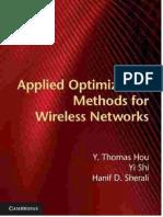 Wireless Optisation