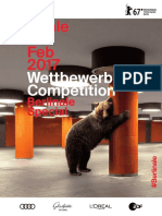 Berlin Festival Competition Programme 2017