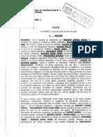 Spanish Court Document June 2008