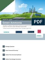 Green Ammonia Hughes