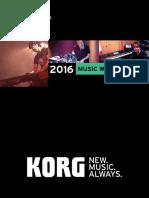 Pride+Music+KORG+-+Catálogo+de+Workstations+2016