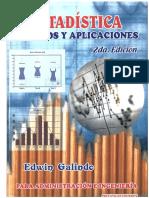 Estadistica Metodos y Aplicaciones