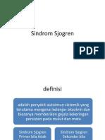 Sindrom Sjogren