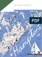 INsider Hamptons Guide 2017