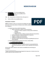 Office of Accountability Review Report On Toby Mathew