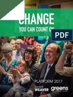 0 2017 Platform Bcgreenparty Print